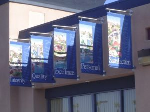 Promotional Outdoor Banners, Pompano Beach, Fl