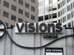 Custom Channel Letter Storefront Sign