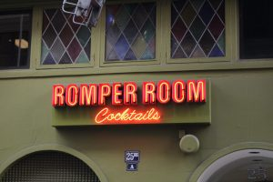 Romper Room Traditional Neon Signs